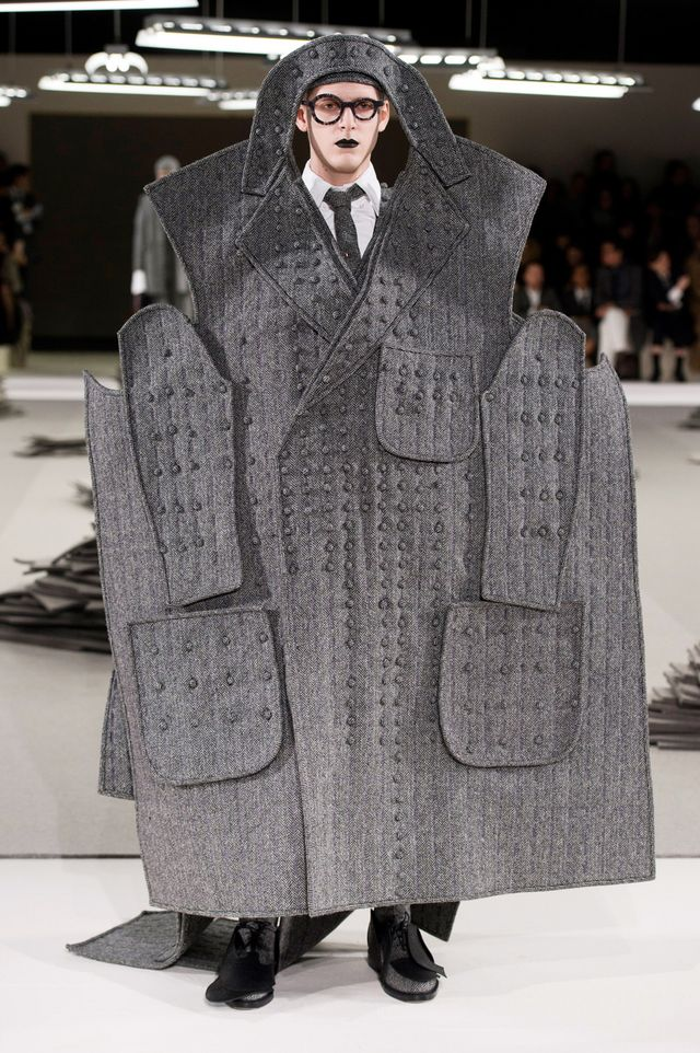thom browne fall 2017