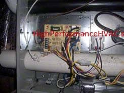 Gas Furnace Electronic Ignition Control Board