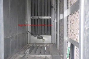 DDC Outside Air Economizer System | HVAC Control  economizer dampers