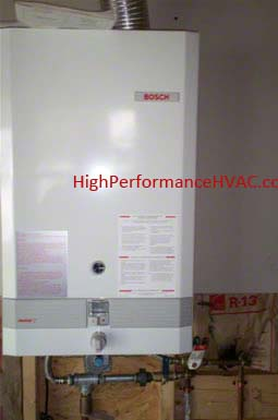 Tankless Water Heaters