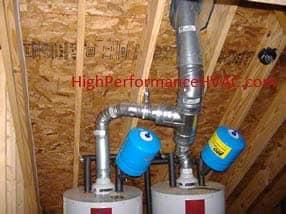 boiler water loops