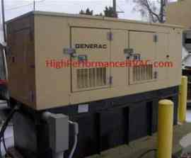 Selecting a Generator – Noise Levels