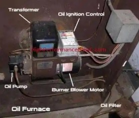 Oil Controls - Oil Burner