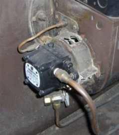 Oil Furnace Boiler Pump   HVAC Heating Systems