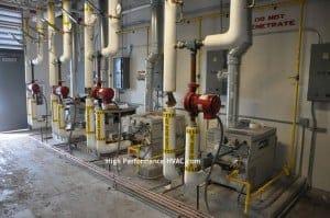 Hydronic Pump Cavitation
