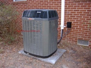The Condenser for Air Conditioners and Heat Pumps - Trane Heat Pump Condenser