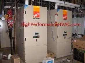 Boiler Vibration Isolators | HVAC Piping