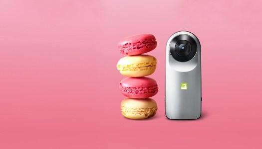 Teste LG 360 Cam: O mundo à minha volta