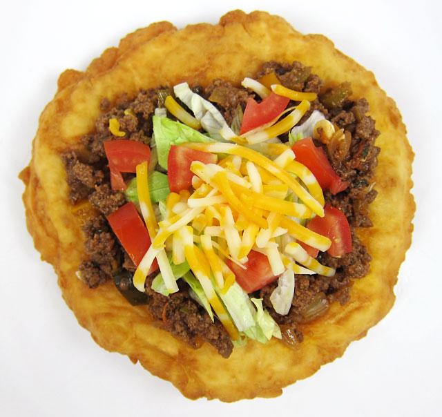 Paleo Oklahoma Indian Tacos