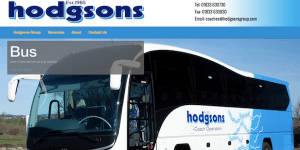 Hodgson's Group website