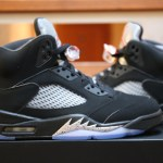 NIKE AIR JORDAN 5 OG METALIC SILVER/BLACK 捕獲!(MASA`Sコレクション)
