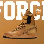 """海外1月19日発売!Nike SFAF1(SPECIAL FORCE) """"Wheat""""!"""