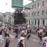 小樽潮祭り開催!小樽っ子達が街中を練歩く潮ねりこみとは?