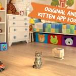 【Little Kitten】小さな子猫が飼えるアプリ