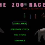 【THE ZOON RACE】動物レースゲーム!