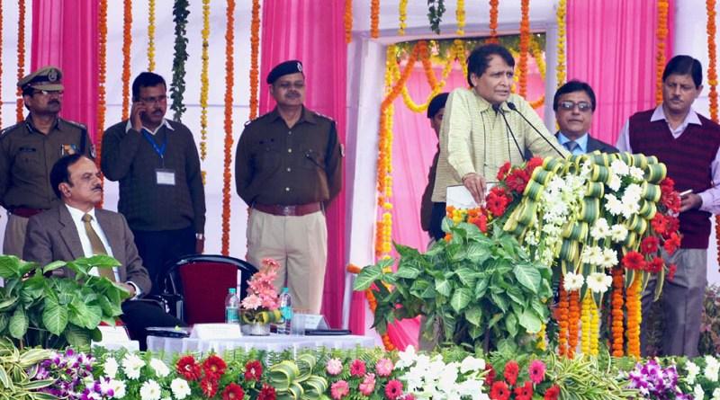 Railways Minister dedication  several schemes