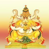 Dvimukha Ganapati, Two Faced Ganesha