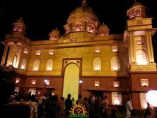 AC Block Durga Puja