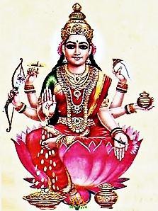 Dhana Lakshmi Mata