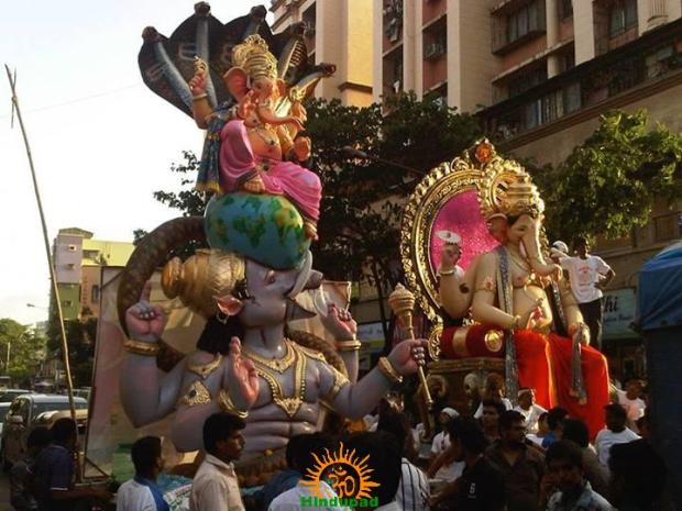 Bhayandar west Station Road Cha Raja 2013