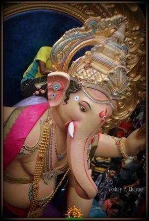 Chinchpoklicha Chintamani 2013 Ganapathi