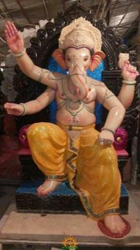 Ganesh Marg Ganesha idol 2013
