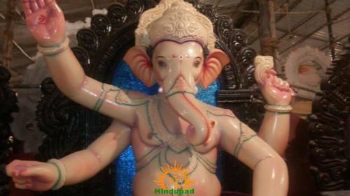 Ganesh Marg Ganpati 2013 image