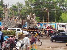 Hyderabad Ganesh Nimajjanam 2013 3