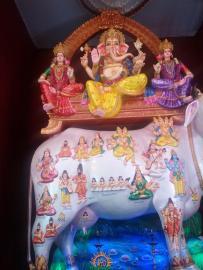Kamalanagar Manikanta Bhakta Samajam Ganapathi 2013