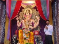 LBS cha Raja 2013 Ganesha