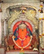 Mayureshwar Morgaon Temple