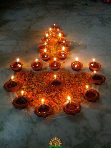 Karthika Deeparadhana