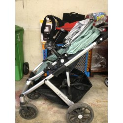 Small Crop Of Double Stroller For Infant And Toddler