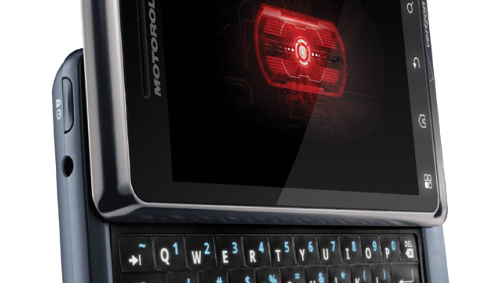 Motorola Droid 2 repite características, pero ahora más rápido y con mejor diseño