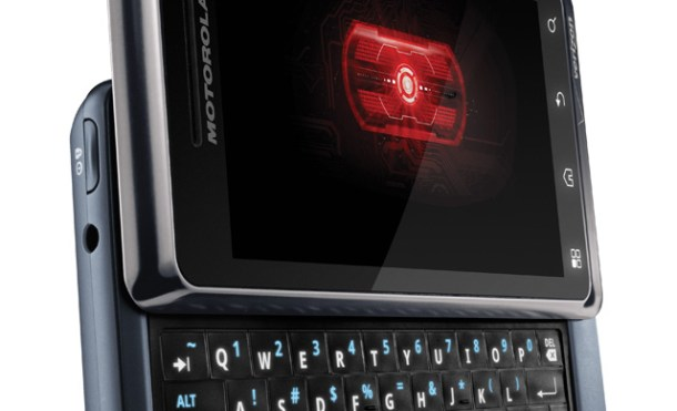 Motorola Droid 2 abierto