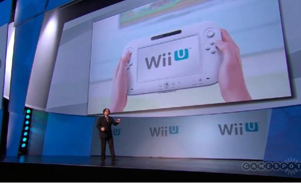 conferencia Nintendo e3 2011. Wii U