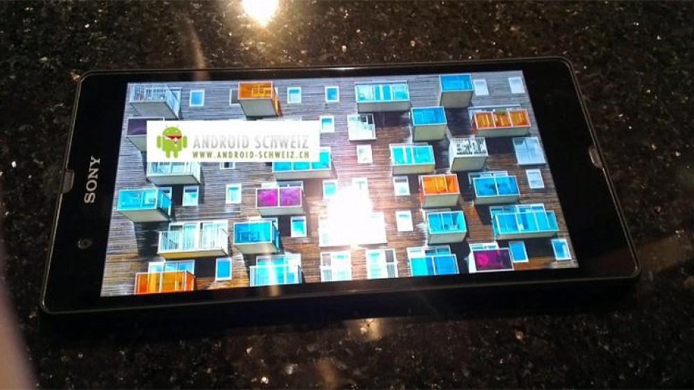 Sony Yuga, se filtra el smartphone Full HD de Sony