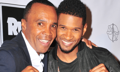 Sugar Ray and Usher