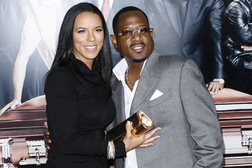 Martin Lawrence's Ex-Wife Shamicka Joins 'Hollywood Exes ...