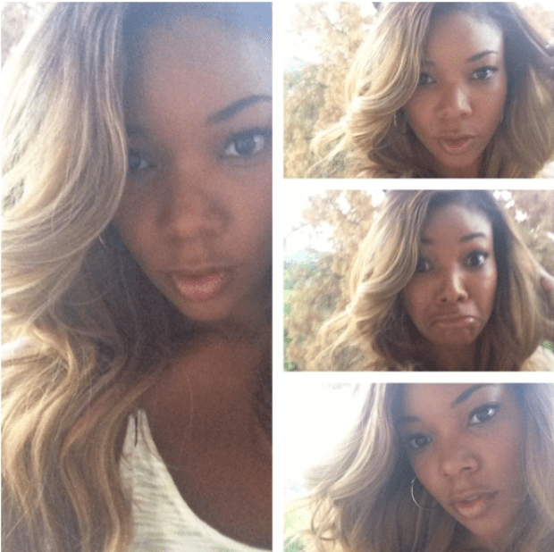 Gabrielle Union New Hair