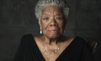 Maya Angelou Feature