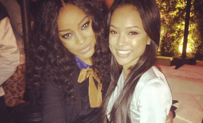 KeKe and Karrueche