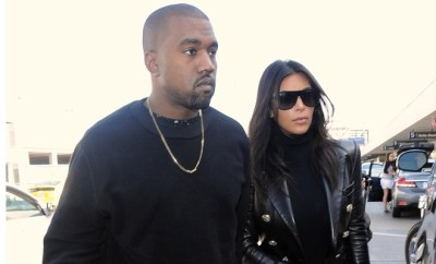 kim and kanye feature
