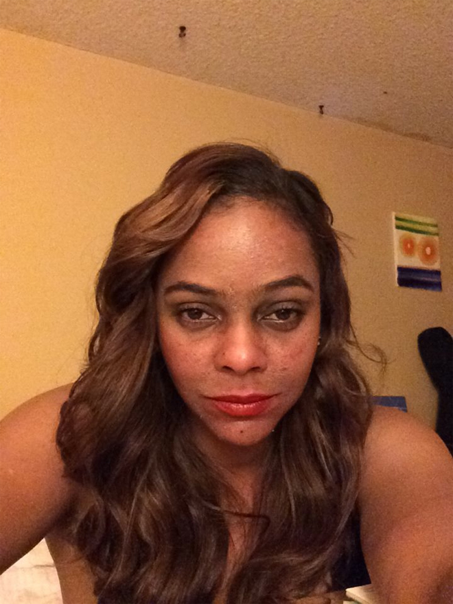 Lark Voorhies website