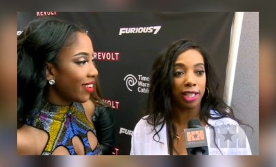 sevyn and mom