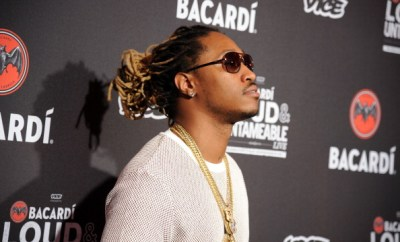 NEW YORK, NY - MAY 20:  Hip Hop recording artist, Future attends Cuban Independence Day celebration hosted by VICE and Bacardi at Weylin B. Seymour's on May 20, 2014 in New York City.  (Photo by Ilya S. Savenok/Getty Images)