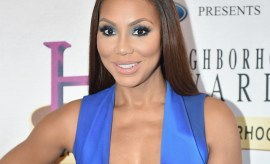 ATLANTA, GA - AUGUST 08:  Tamar Braxton attends the 2015 Ford Neighborhood Awards Hosted By Steve Harvey at Phillips Arena on August 8, 2015 in Atlanta, Georgia.  (Photo by Moses Robinson/Getty Images for Neighborhood Awards)