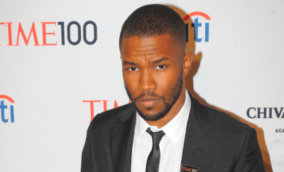 Is Frank Ocean Done With Music? This Photo Suggest So…