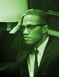Malcolm X Gives a Great History Lesson & Breakdown on Zionism