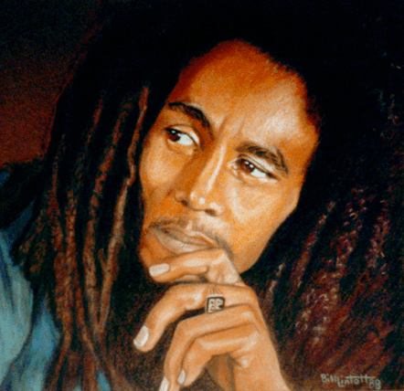 Today is Bob Marley's Birthday-A Man of Love Placed Under CIA Surveillance